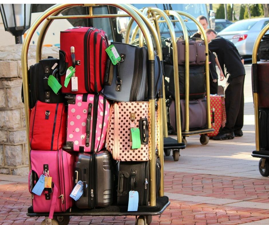 garderoba na wyjazd biznesowy